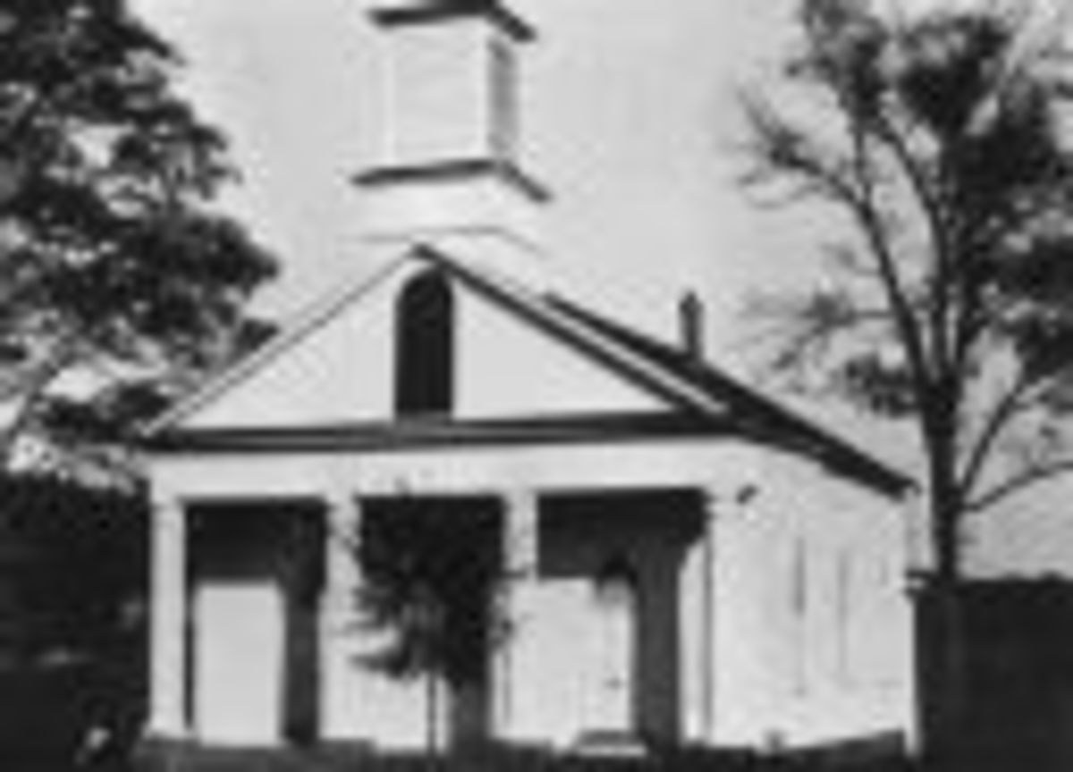 First Baptist Church of Pendleton