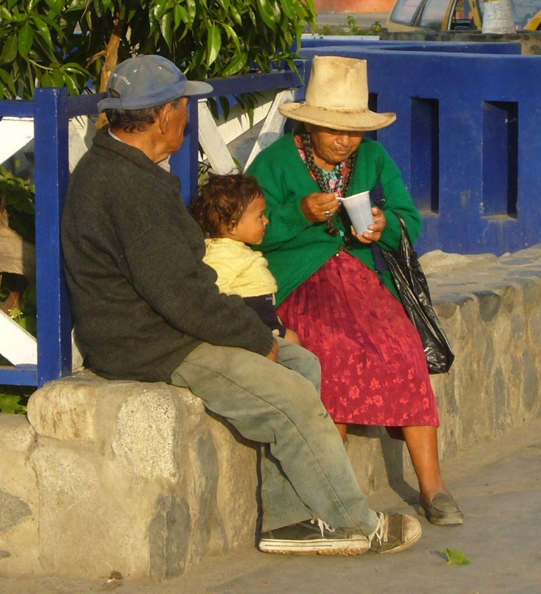 Caring grandparents