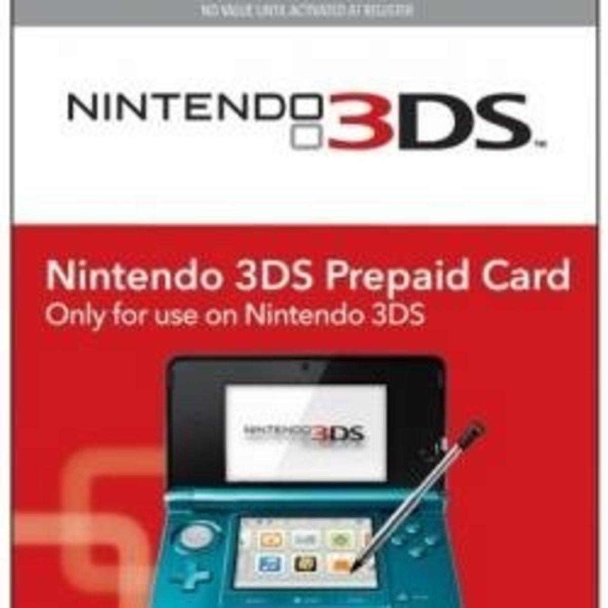 Free Nintendo eShop Cards