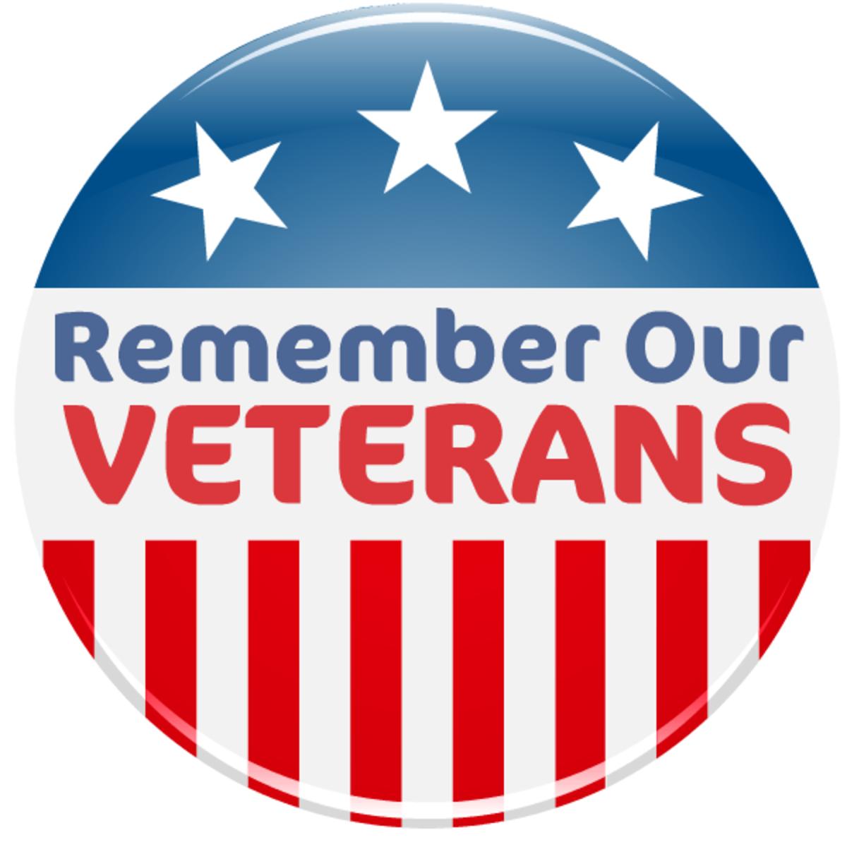 Scroll down for more veterans clip art