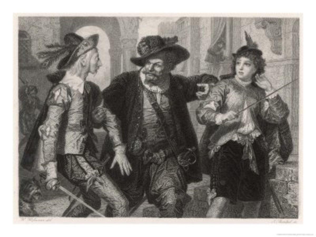 shakespeare-oxymorons