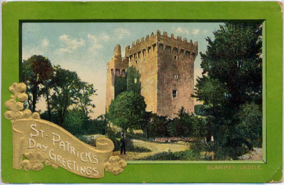 Blarney Castle in Ireland