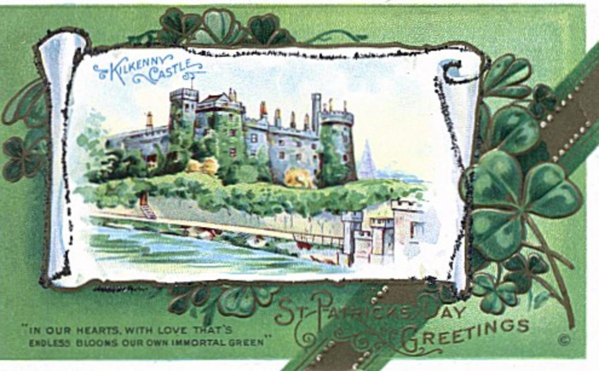 Killkenny Castle, Ireland