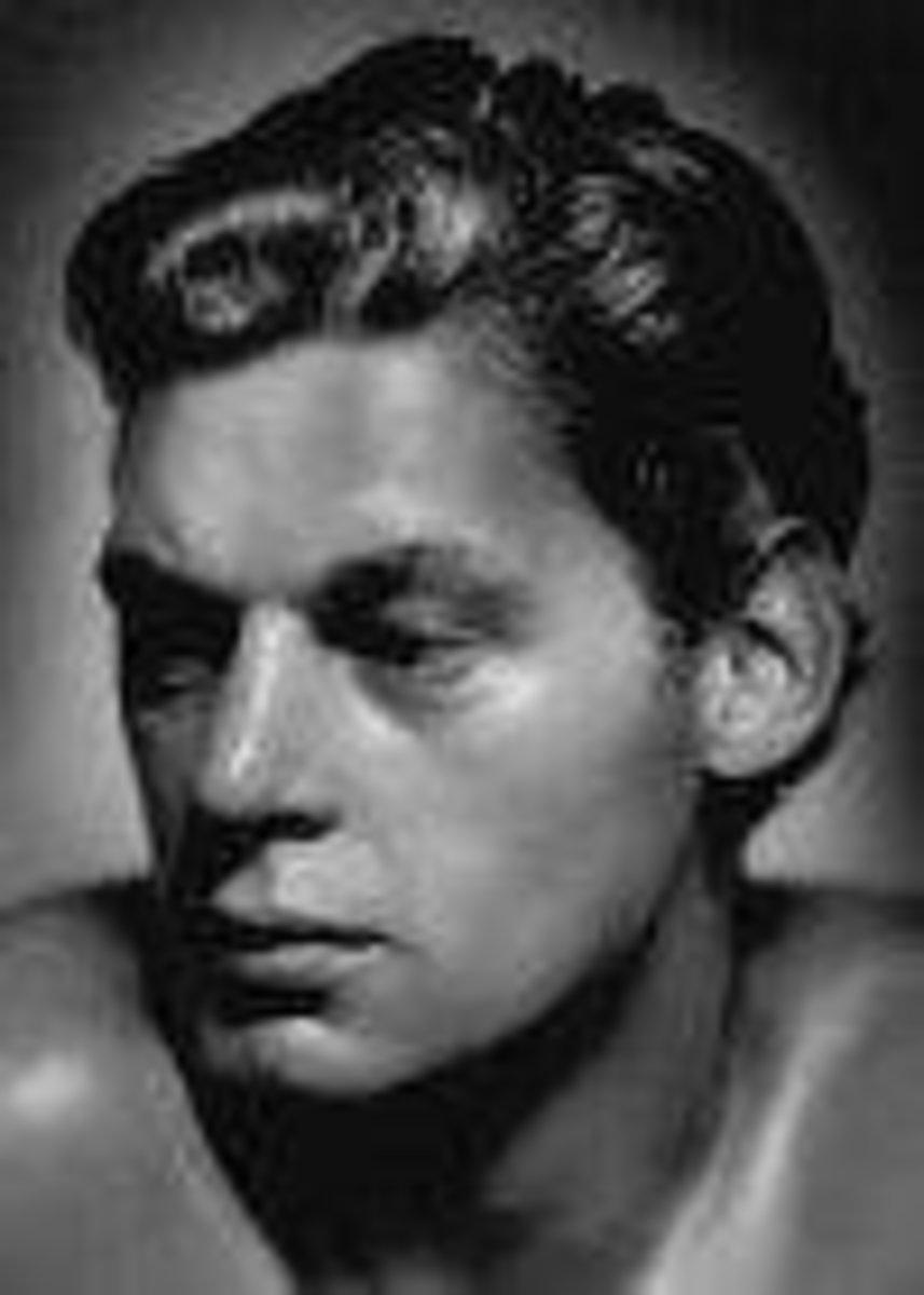 Tarzan-Johnny Weissmuller