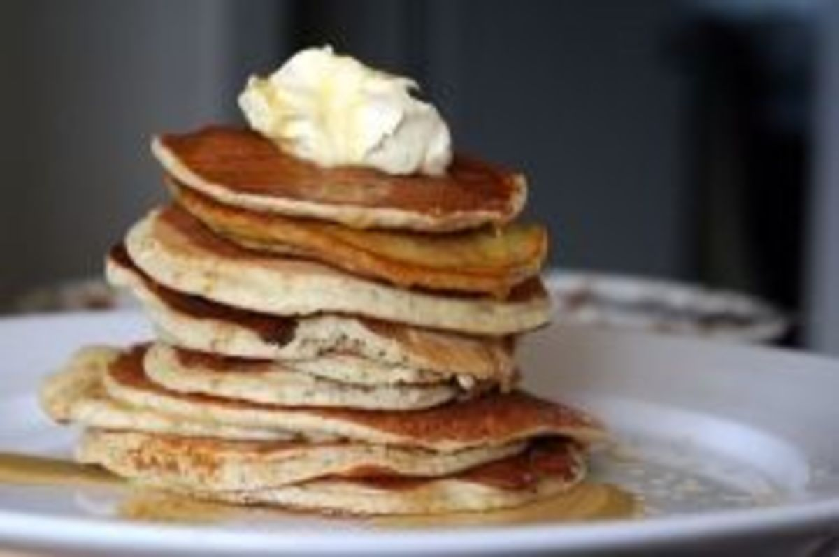 The Best-Ever Buttermilk Pancake Recipe