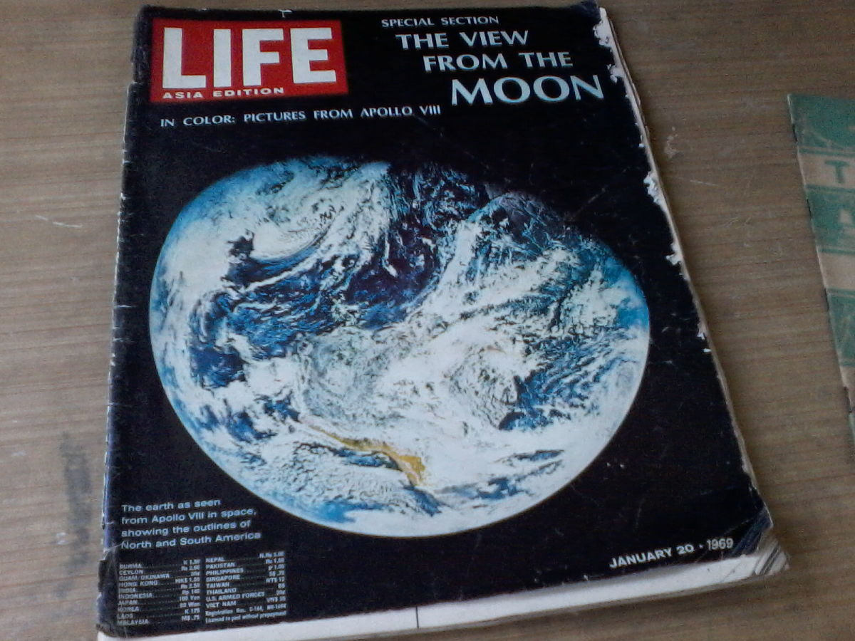 Covering A Previous Apollo Mission Which Was Manned By US Astronauts Jim Lovell, Fred Haise, And Jack Swigert. This Manned Mission Did Not Land On The Moon But Instead Enabled Viewing The Dark Side Of The Moon, Never Before Seen By Human Eyes.