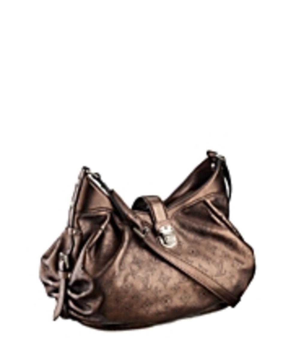 Louis Vuitton Metallic Mahina XS $3160