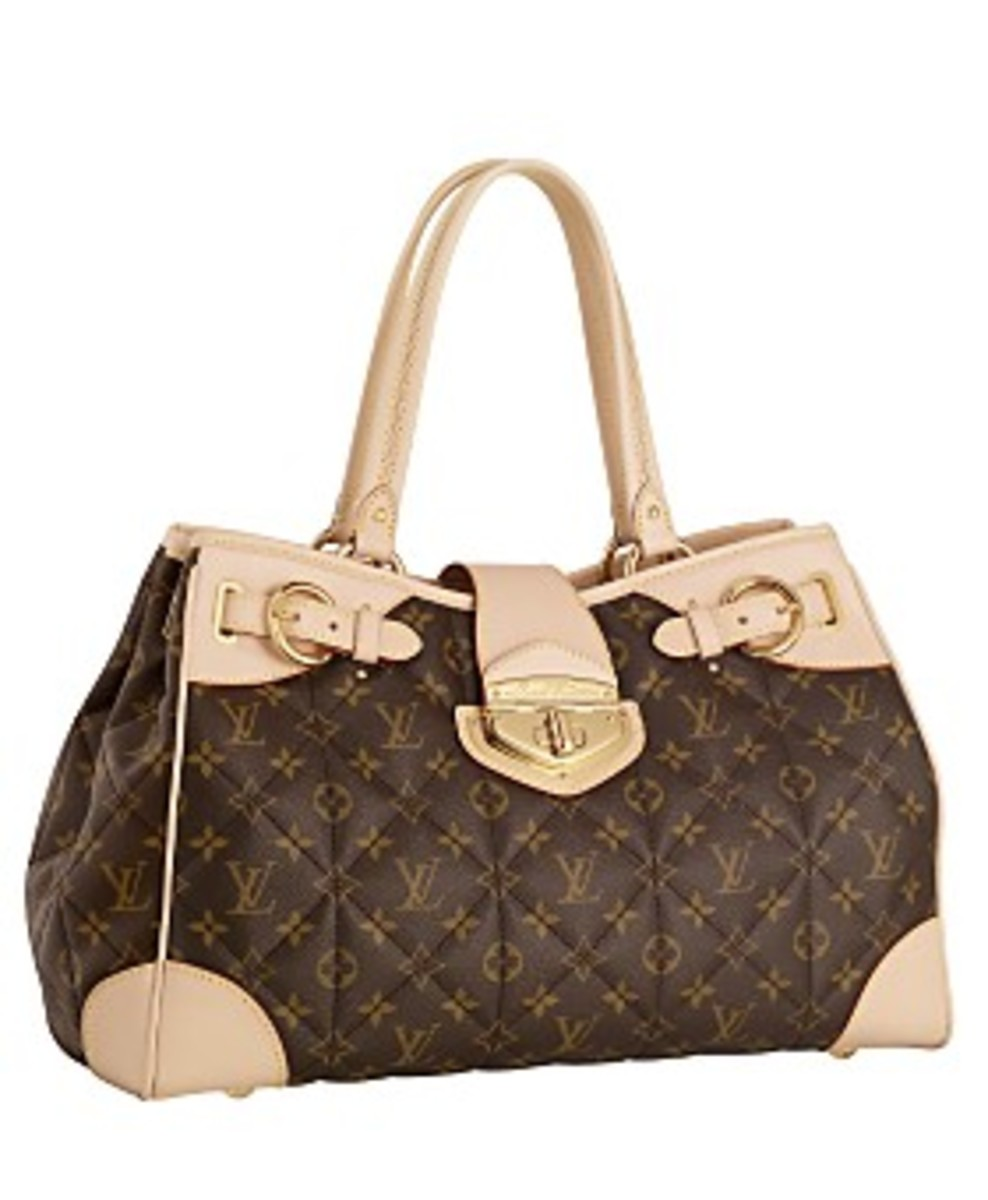 Louis Vuitton Monogram Canvas Etoile Shopper $3500