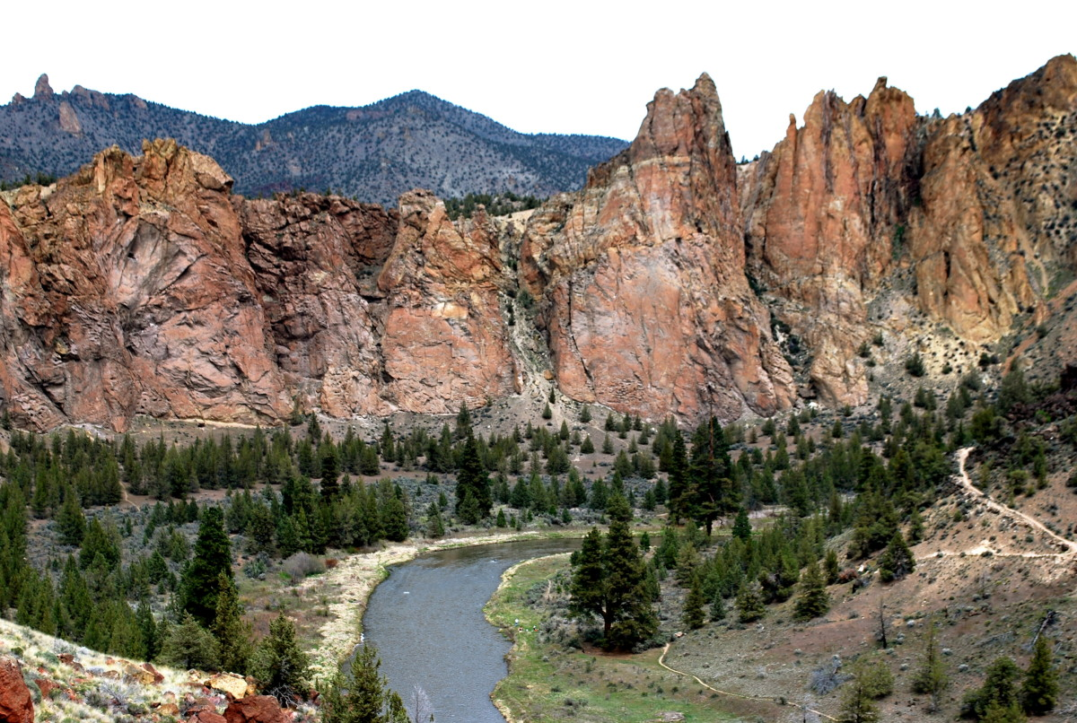 Smith Rock State Park (c) Stephanie Hicks