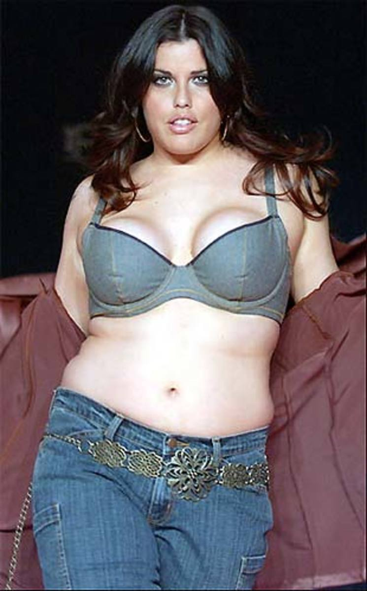 Plus Sized Models - The Top 10