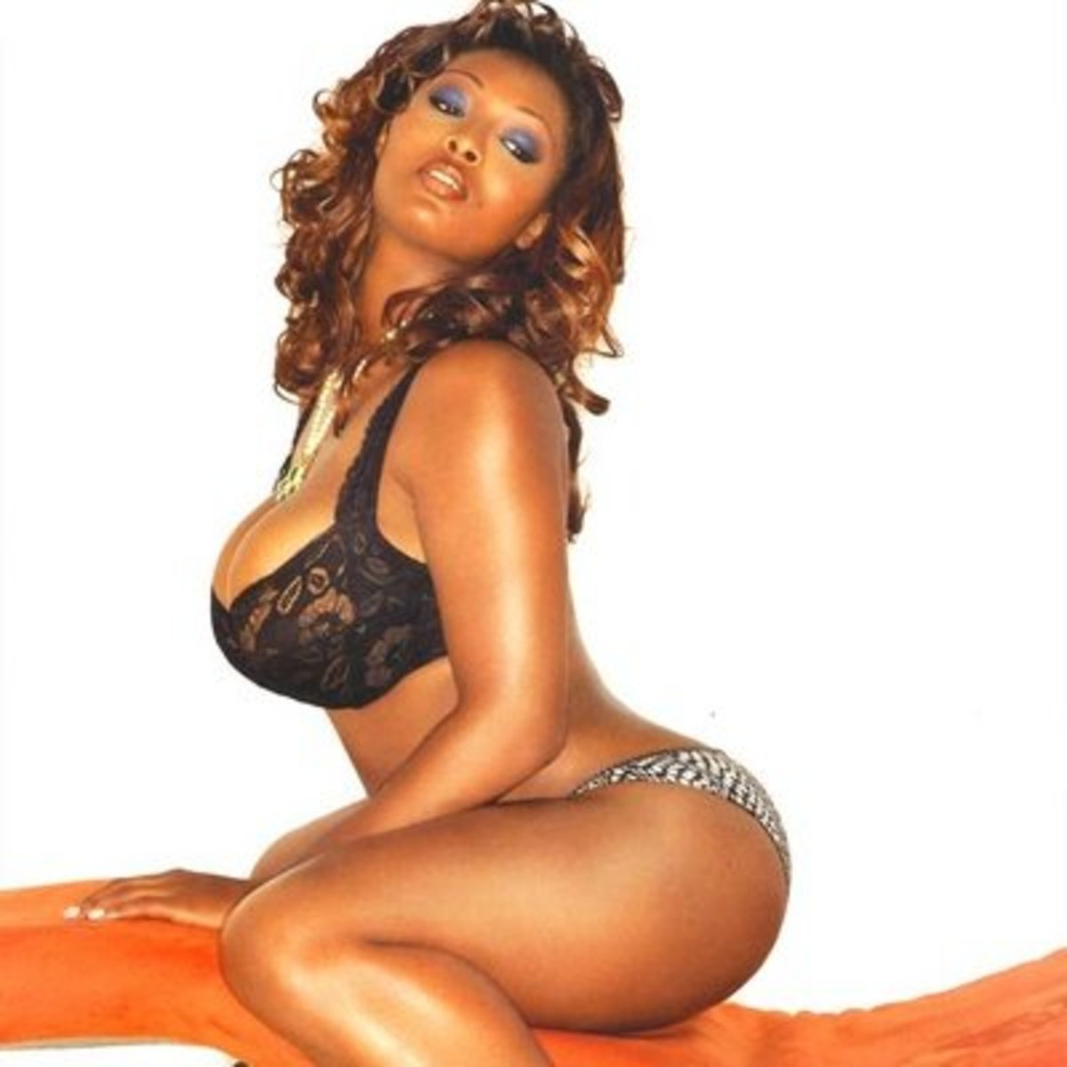 Ebony Jones Nude 46