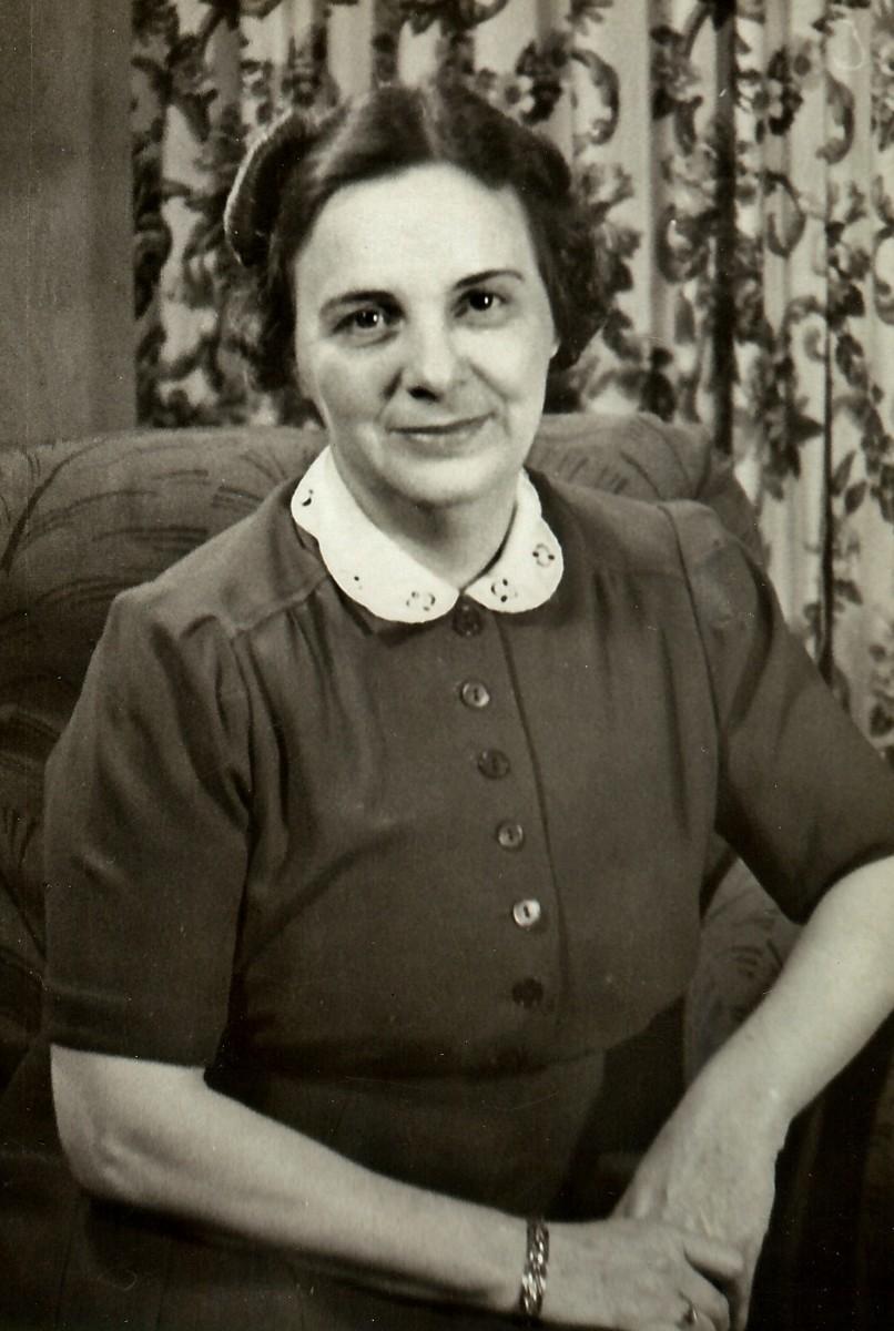 My sweet grandmother
