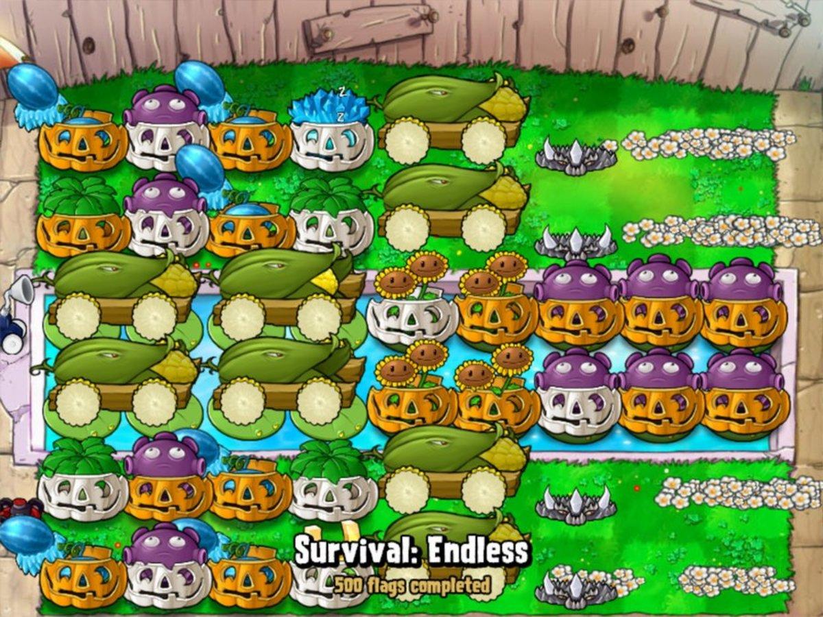 Plants vs.Zombies Human