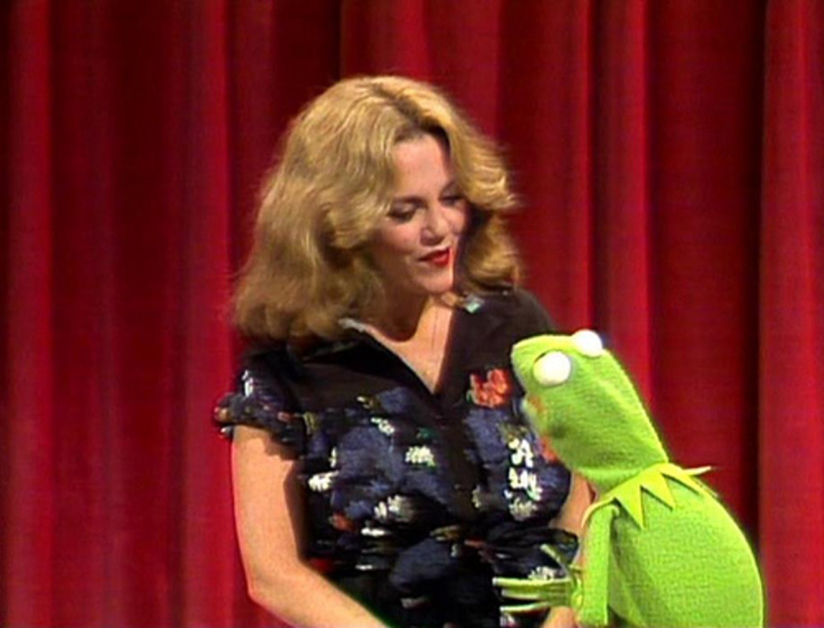 Madeline Kahn, Kermit the frog - The muppet Show