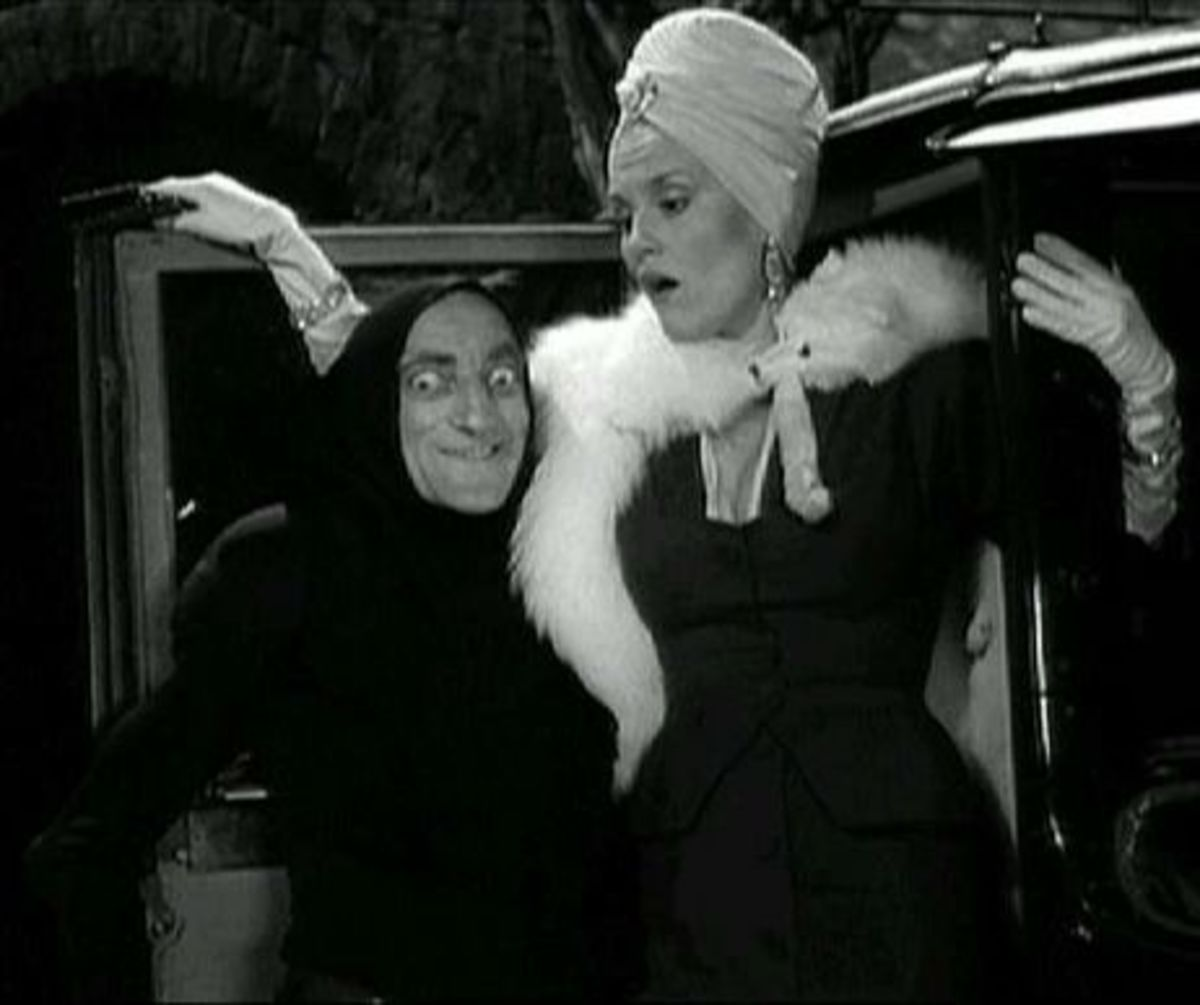 Madeline Kahn in Young Frankenstein