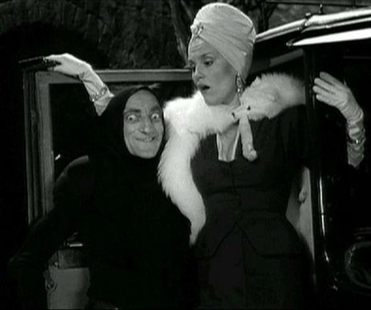 Madeline Kahn in Young Frankenstein