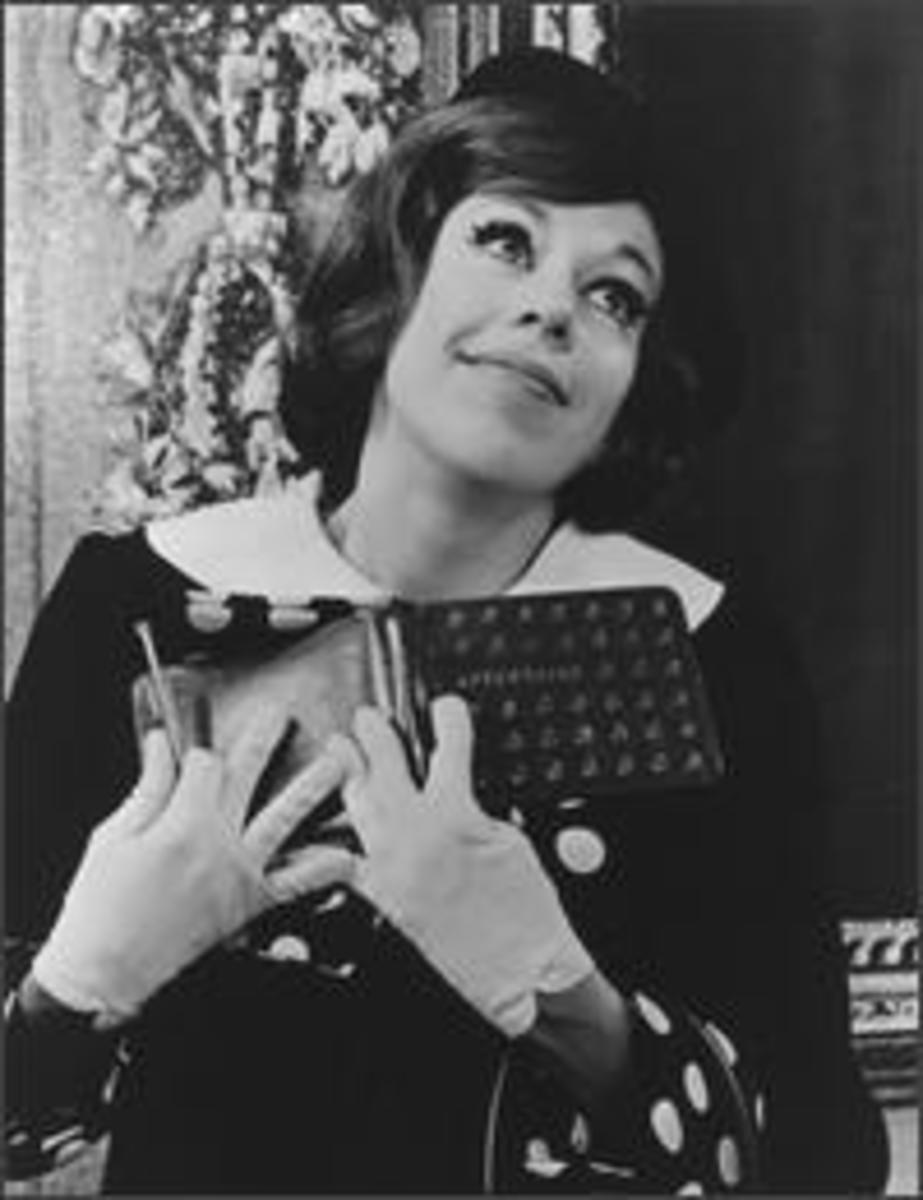 Carol Burnett: Frieda's Favorite Famous Redheaded Comediennes Series and Characters List