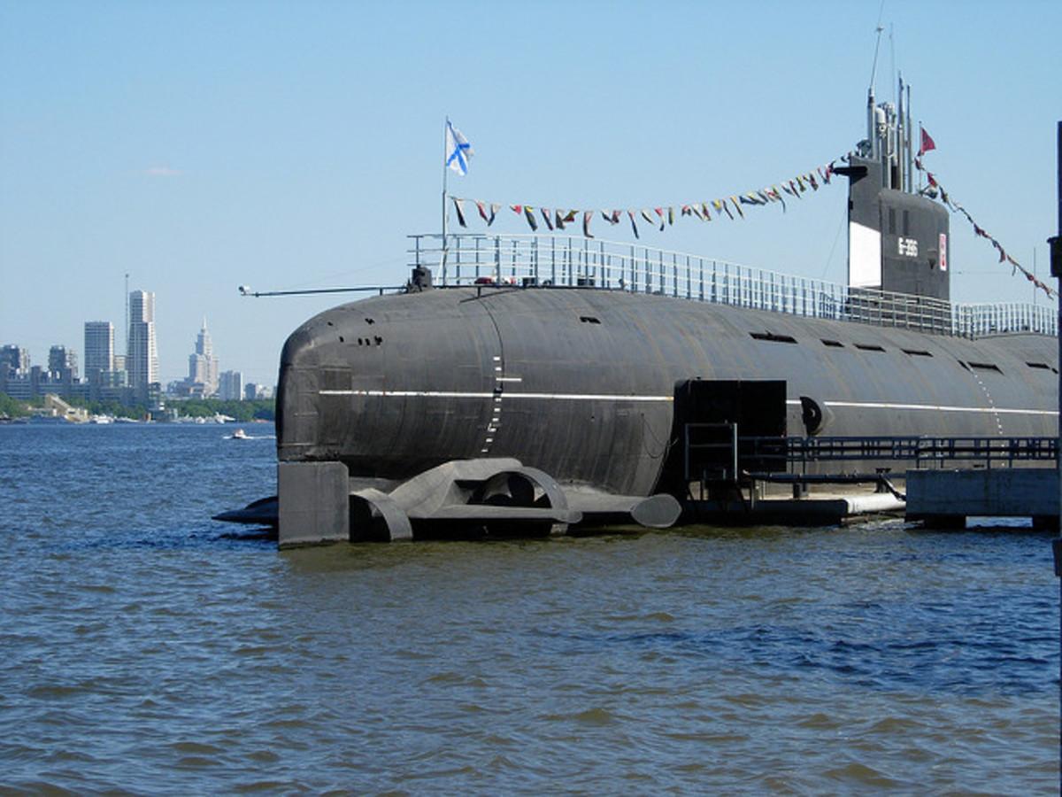 B-396 Novosibirskiy komsomolets