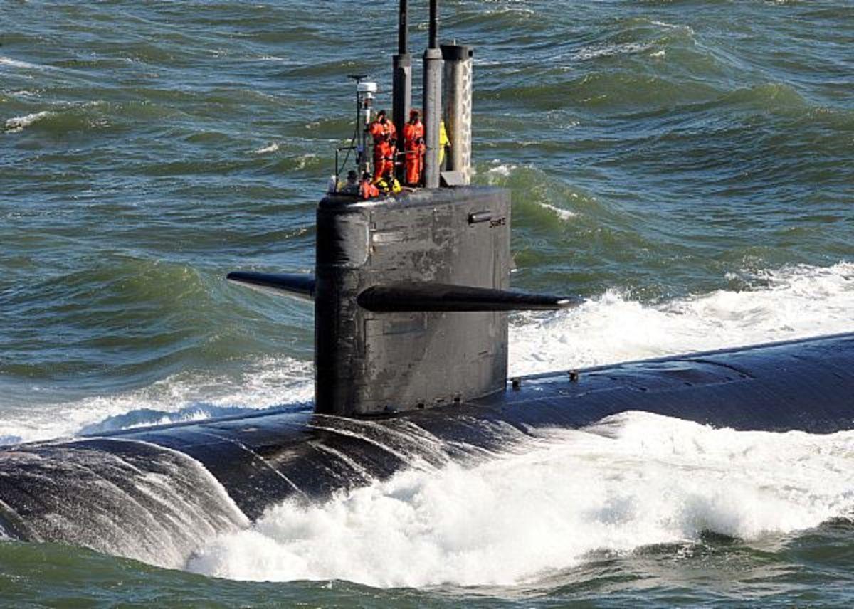 USS Newport News (SSN 750)