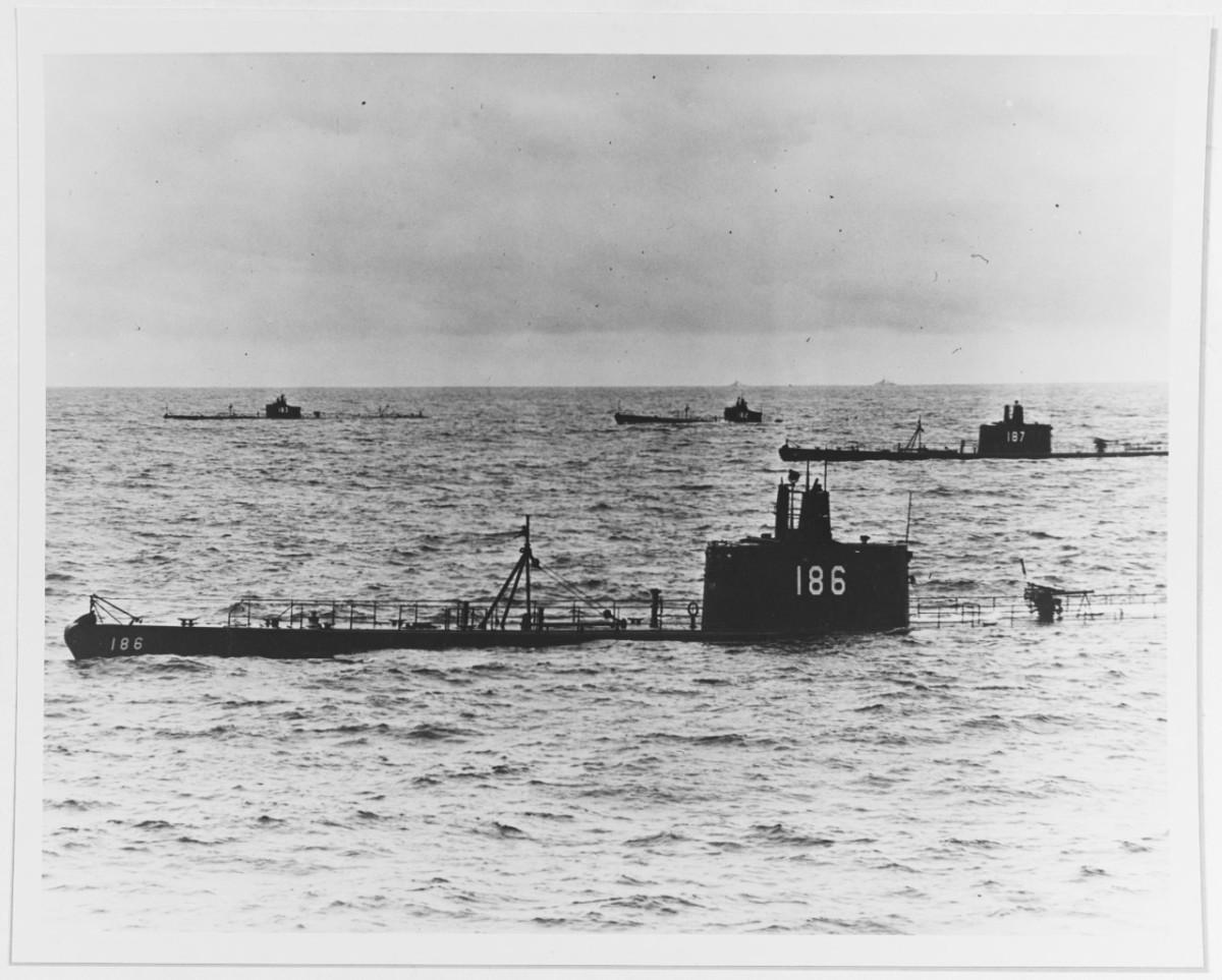 USS Stingray (SS-186)