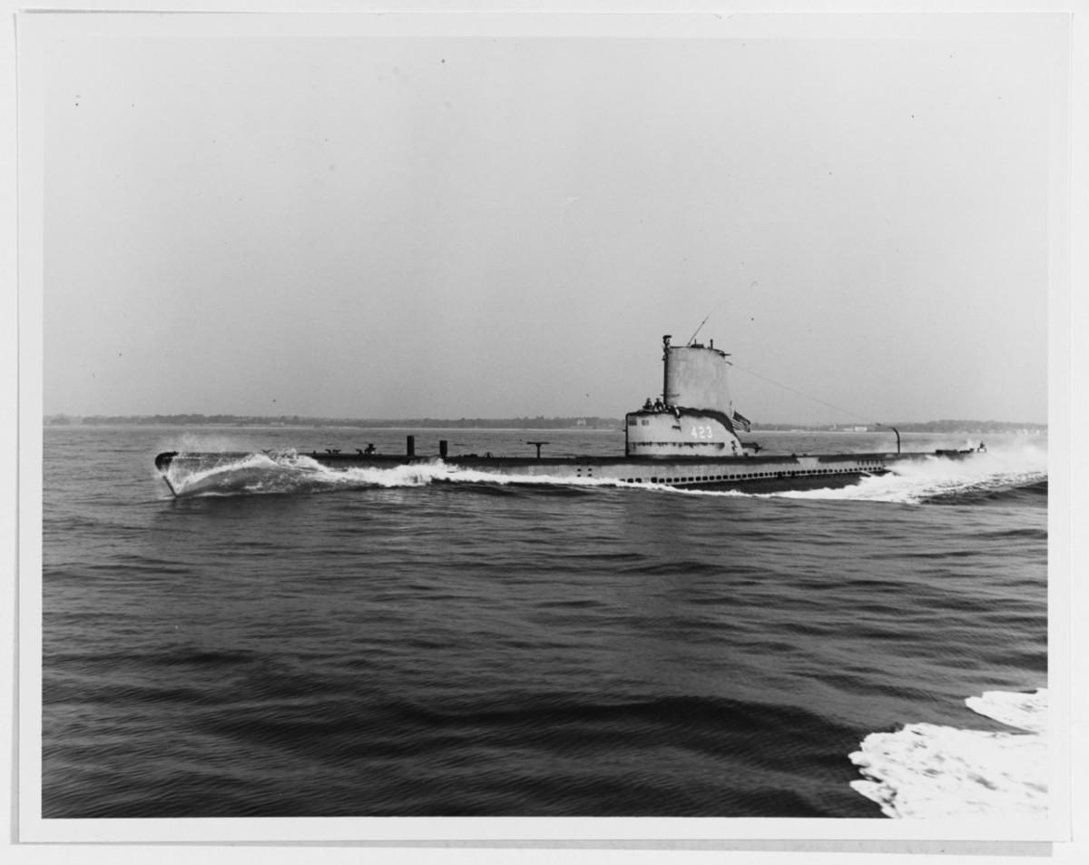 USS Torsk (SS-423)
