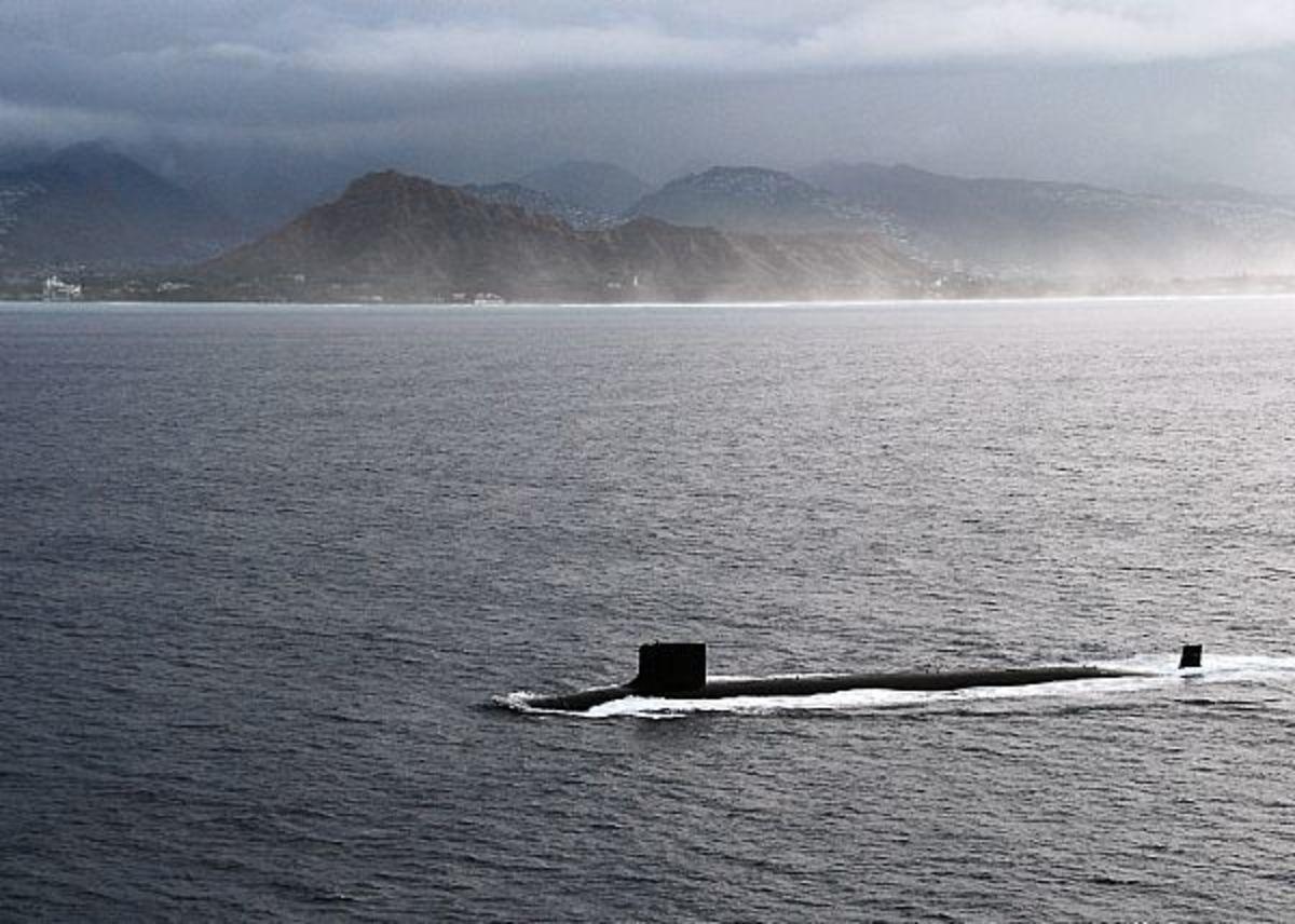 USS Hawaii (SSN-776)