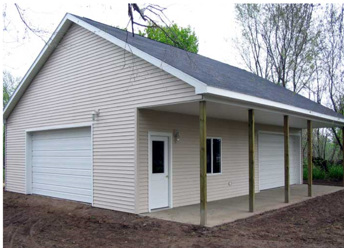 Pole barn plans will help you to build a fantastic horse stable