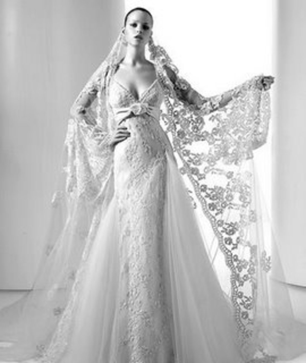Spanish Wedding Dresses: Traditional Spanish Wedding