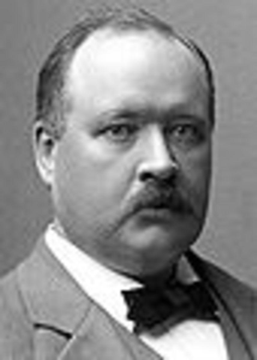 Arrhenius, 1903.