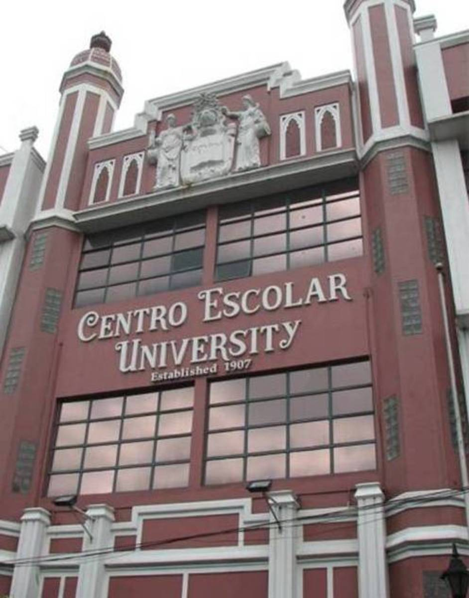 A private university, founded on June 3, 1907 by two women, Librada Avelino and Carmen de Luna.