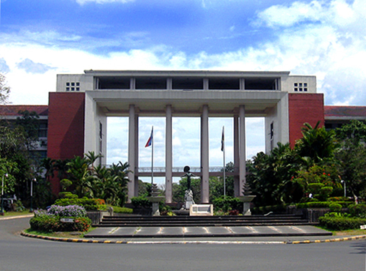University of the Philippines - The Philippines' premier institution of higher learning.