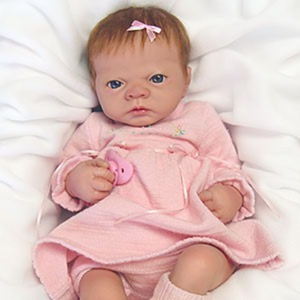 Are the Women who buy these realistic baby dolls normal?