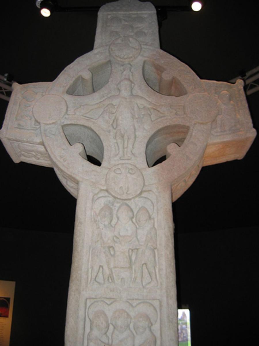 ANCIENT CHRISTIAN CROSS