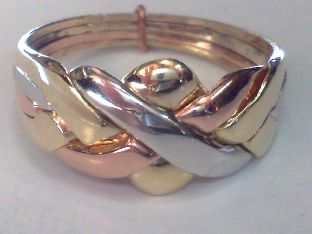 What Is Rose Gold, White Gold, And Green Gold Jewelry?