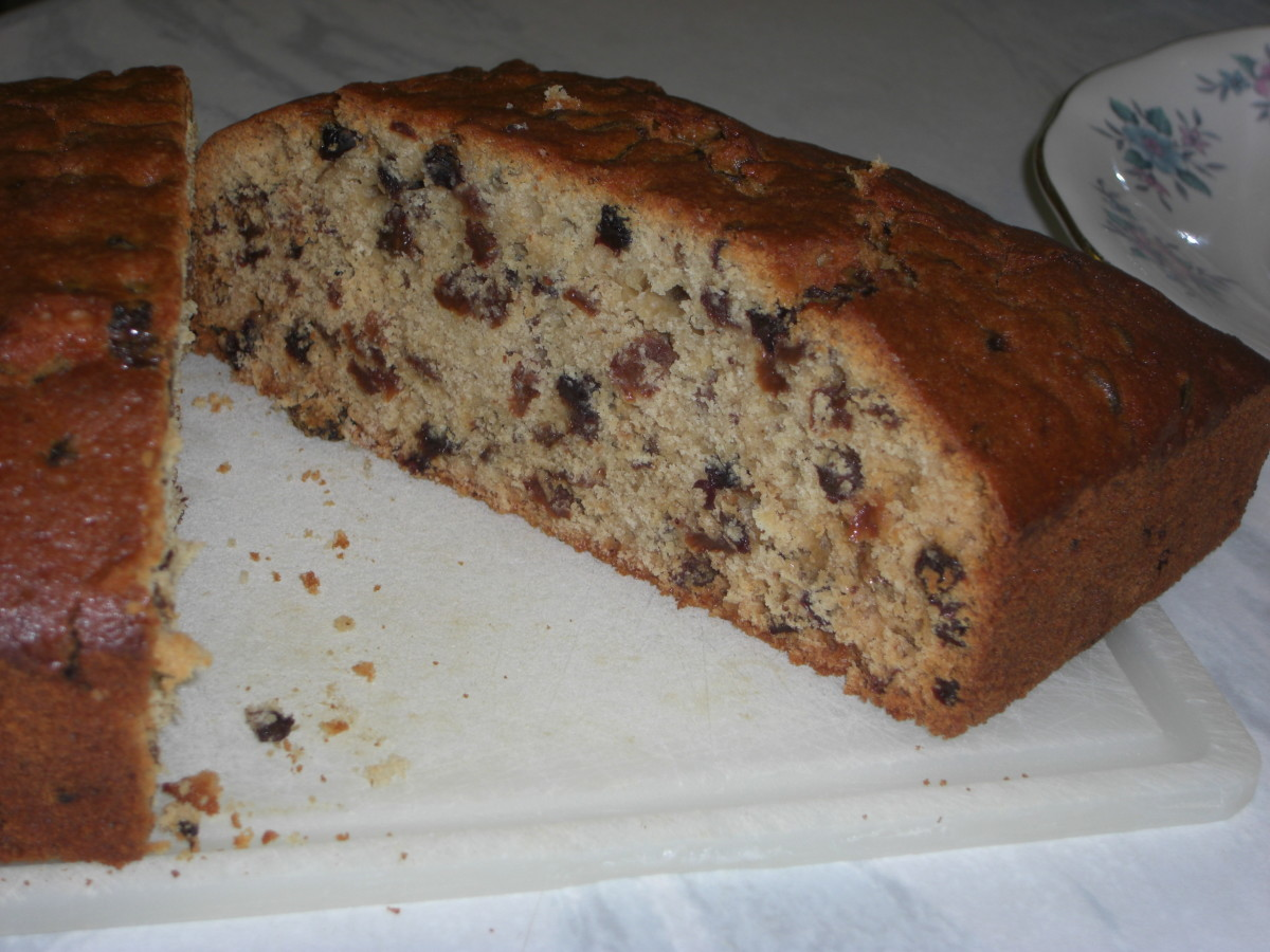 Easy Farmhouse Fruit Cake Recipe