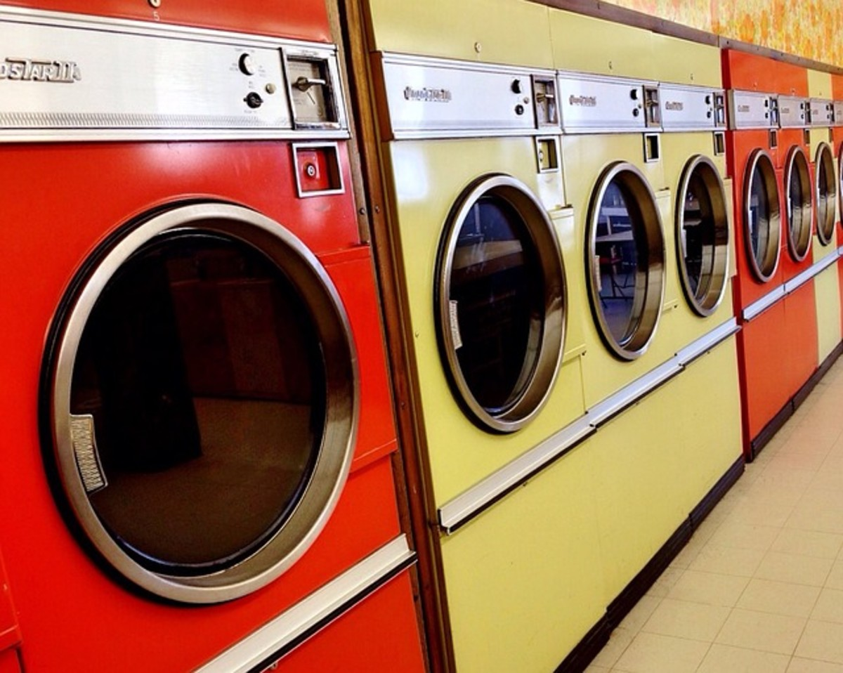 The Importance of Doing Laundry