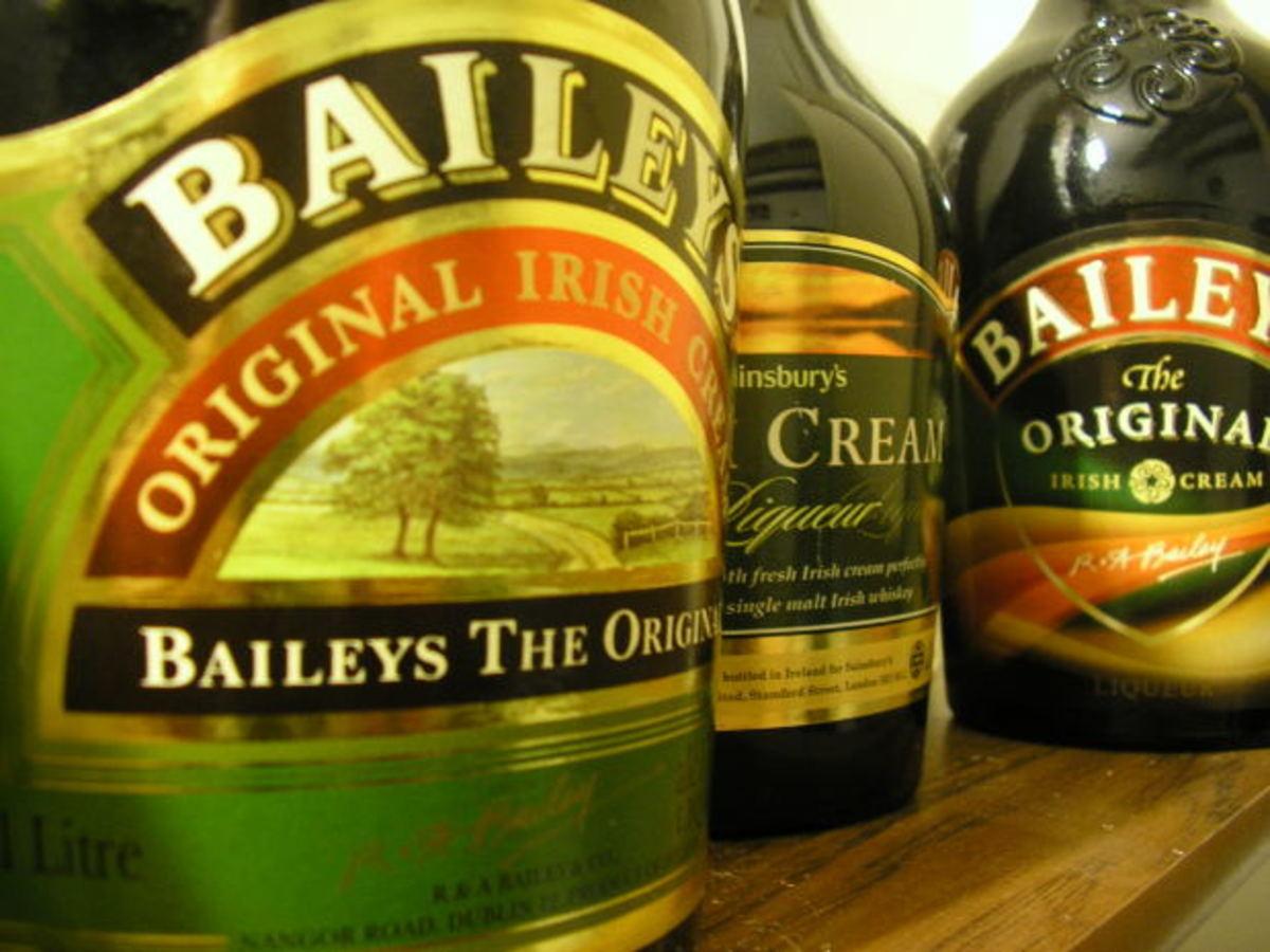 Baileys Chocolate Dessert  - Easy Recipe!