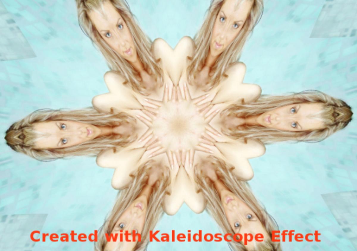 Tuxpi Kaleidoscope