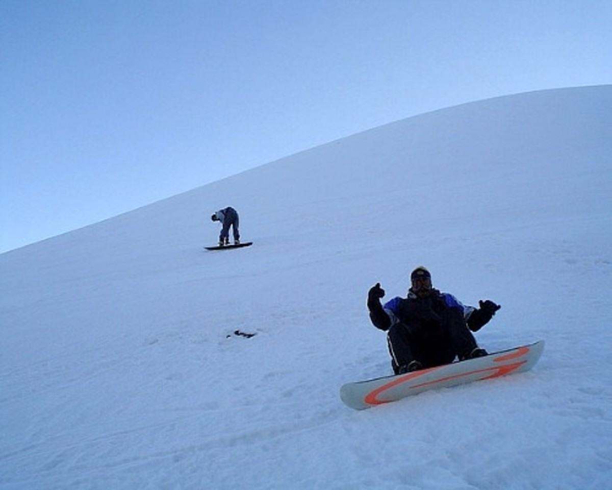 Photo of Snow Boarding in Hawaii
