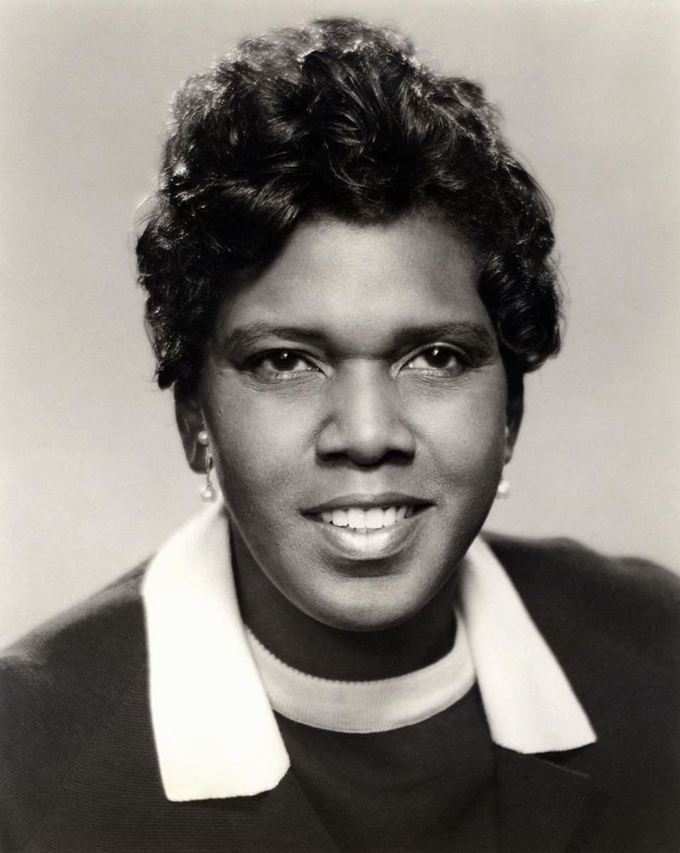 Barbara Jordan, United States Congress, 1973–1979.