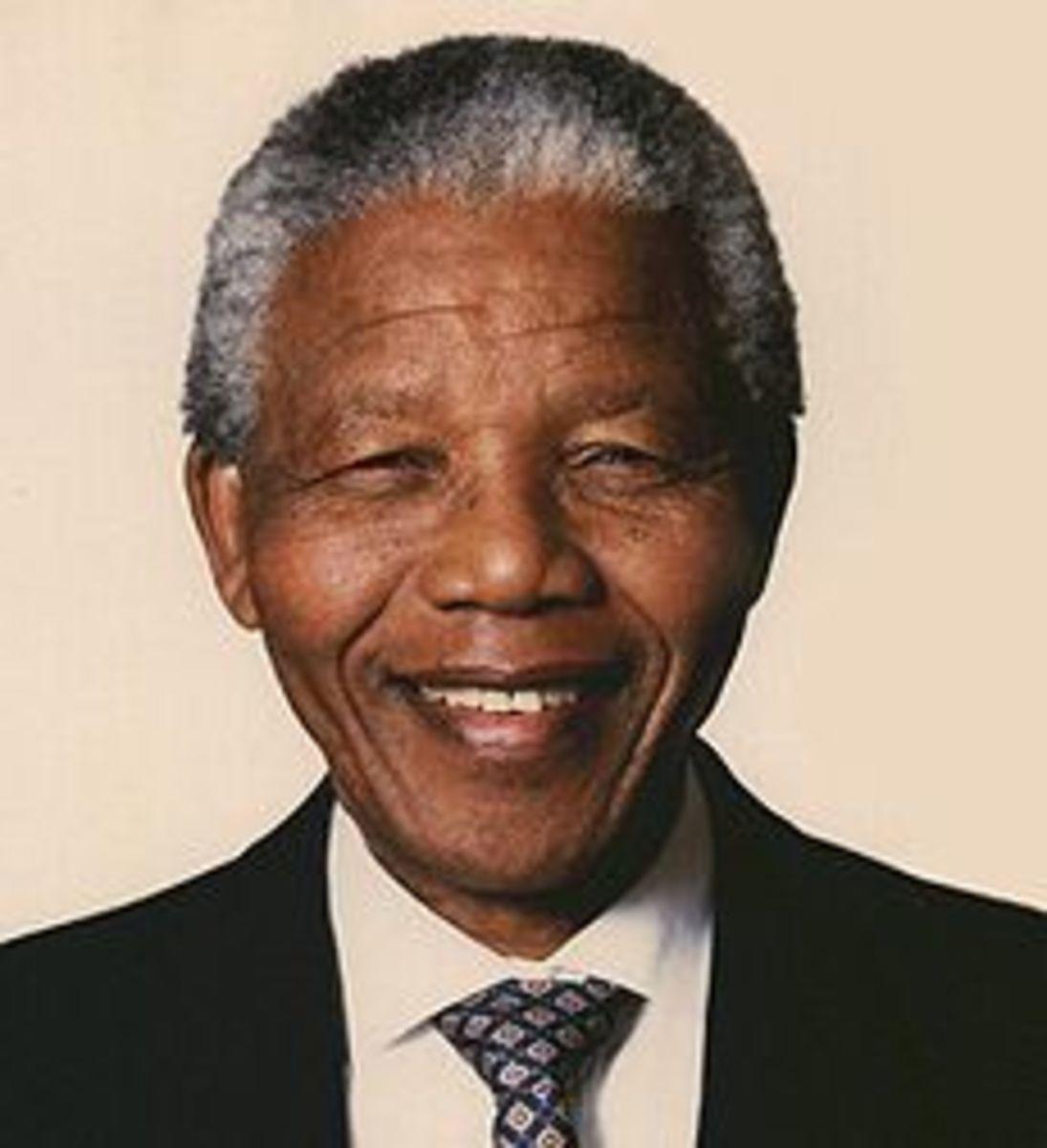 Nelson Mandella His Excellency