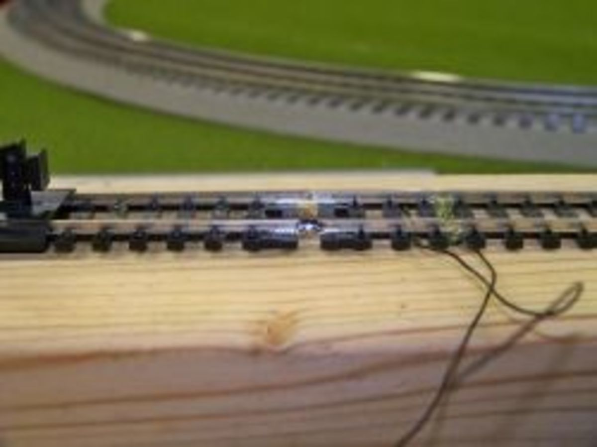 How to Build an Auto-Reverse HO Trolley Circuit | HubPages