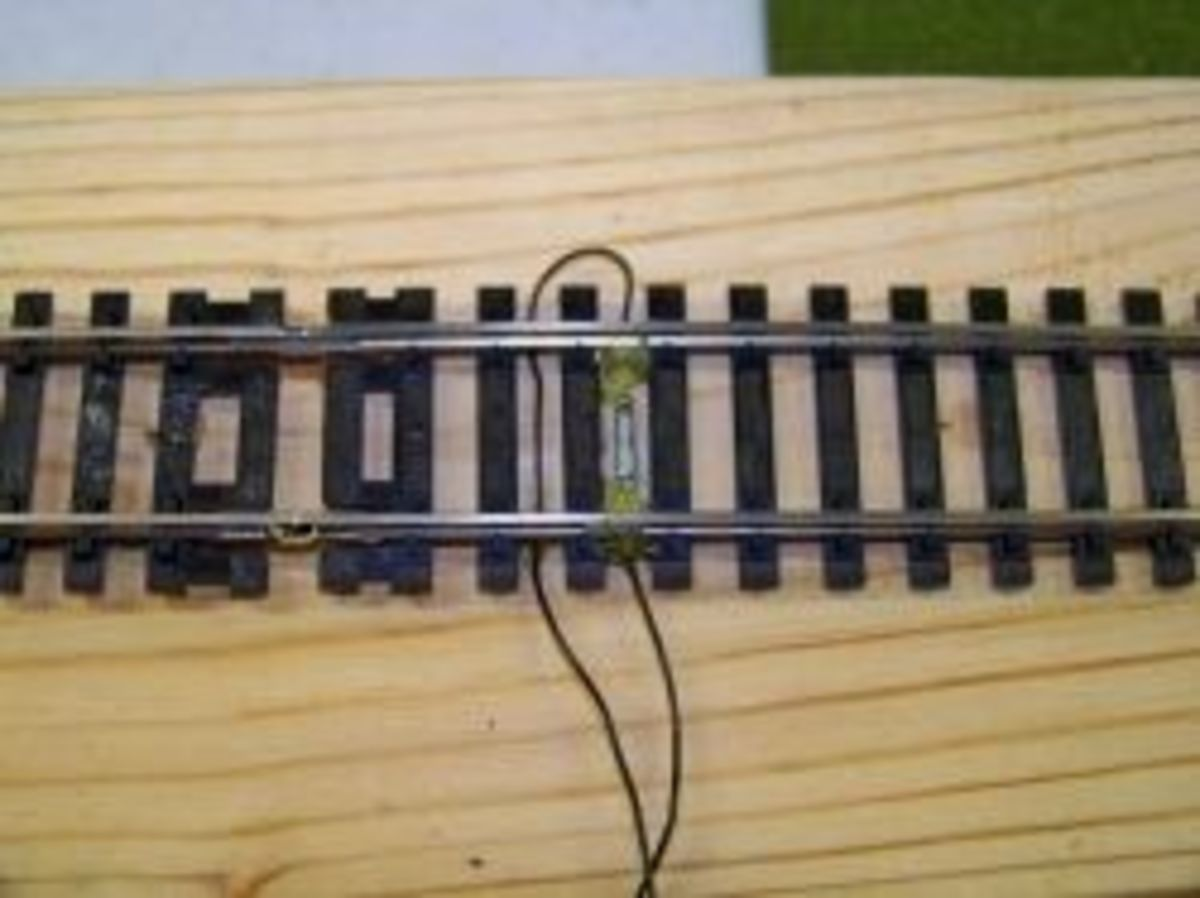[ANLQ_8698]  How to Build an Auto-Reverse HO Trolley Circuit | HubPages | Reverse Wiring Diagram Model Trolley |  | HubPages