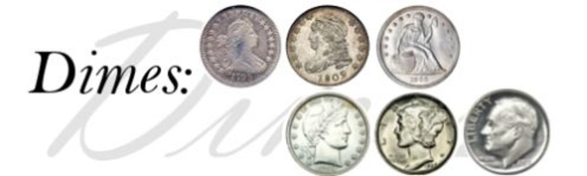 How to Identify Silver Roosevelt Dimes