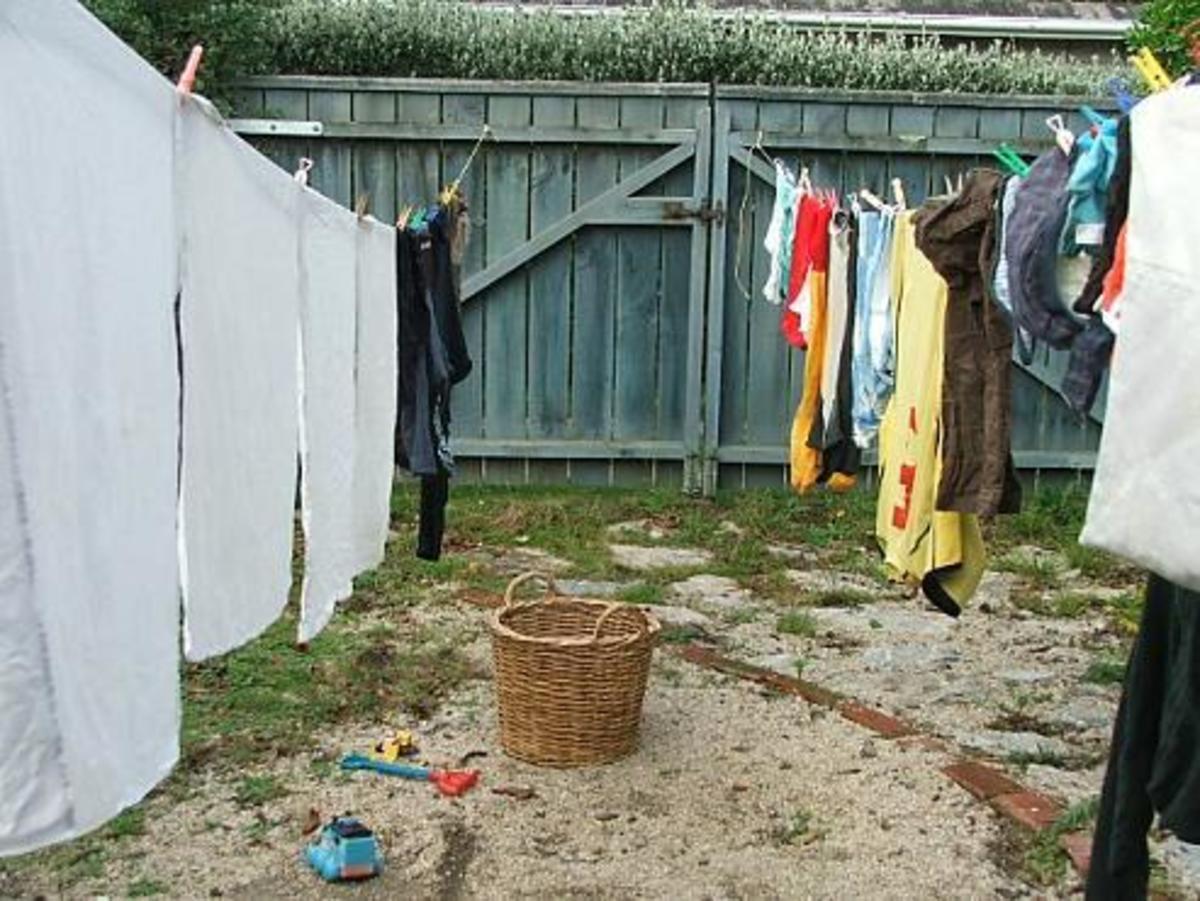 Drying the natural way
