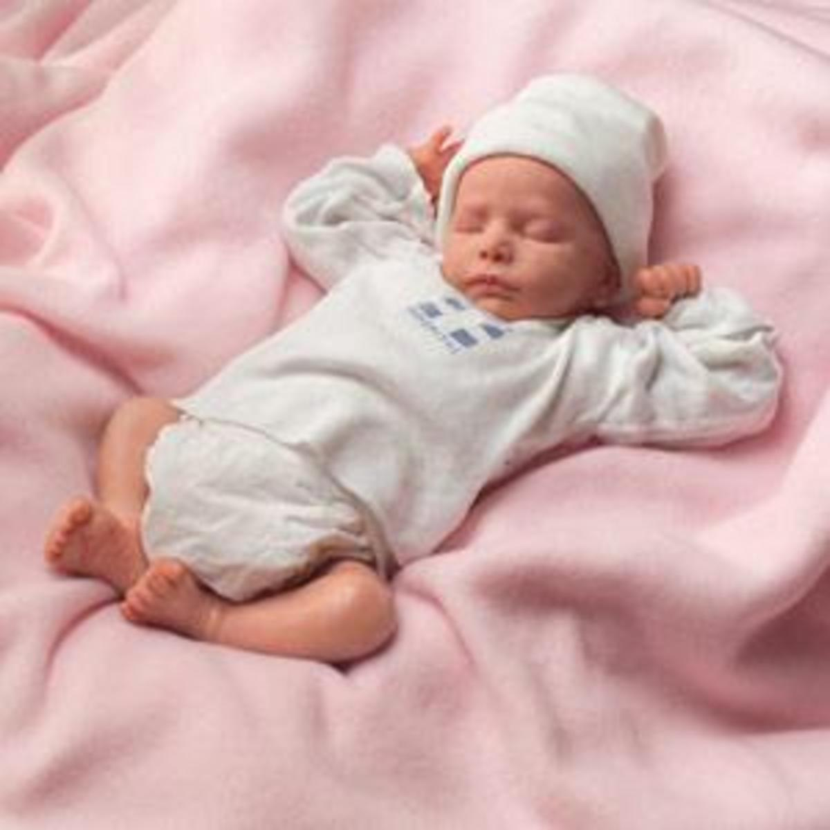 Are the Women who buy these realistic baby dolls normal ...
