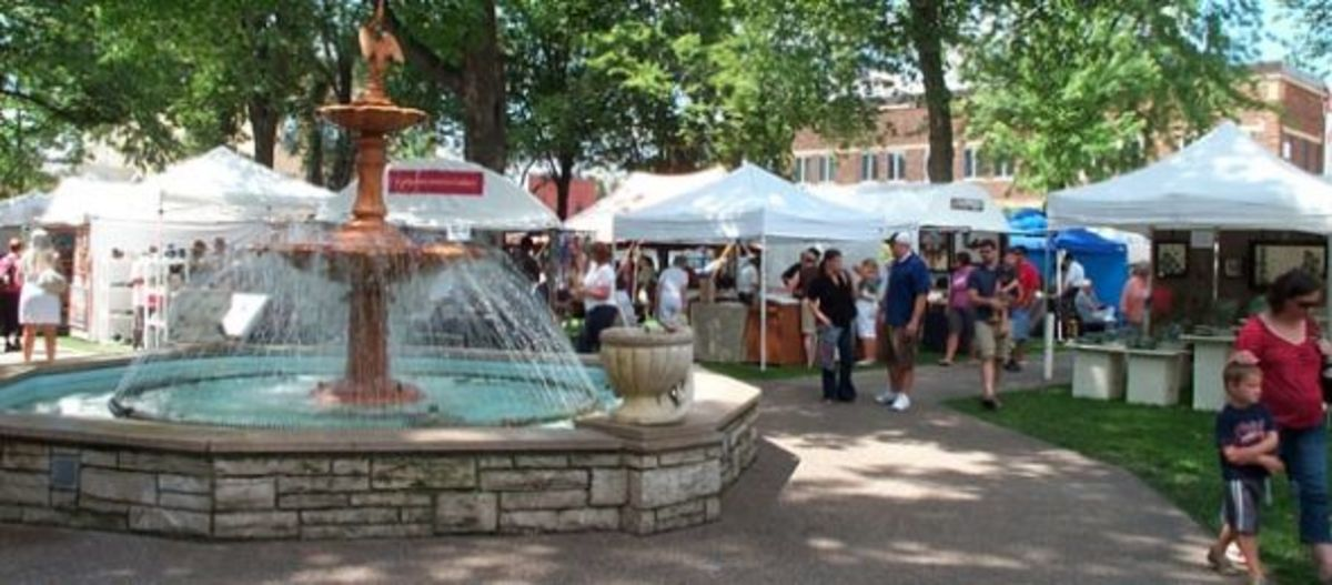 Owatonna Summer Art Fair