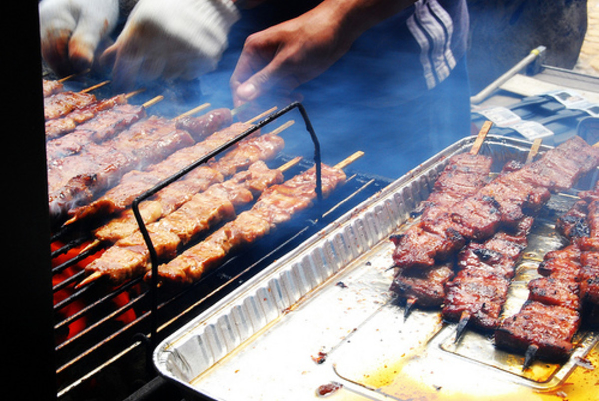 Barbecued Pork (Photo courtesy by scion_cho from Flickr.com)