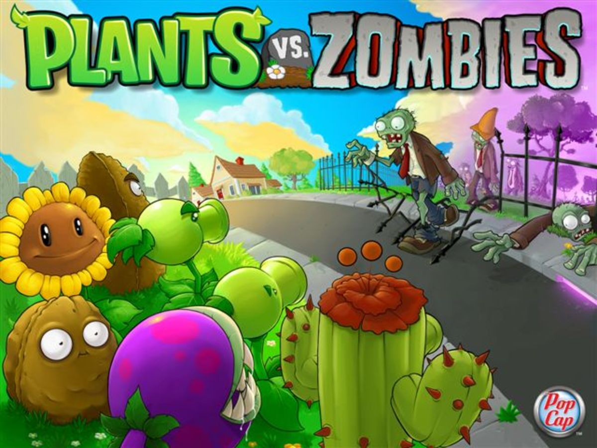 Confessions of a Plants vs Zombies Addict