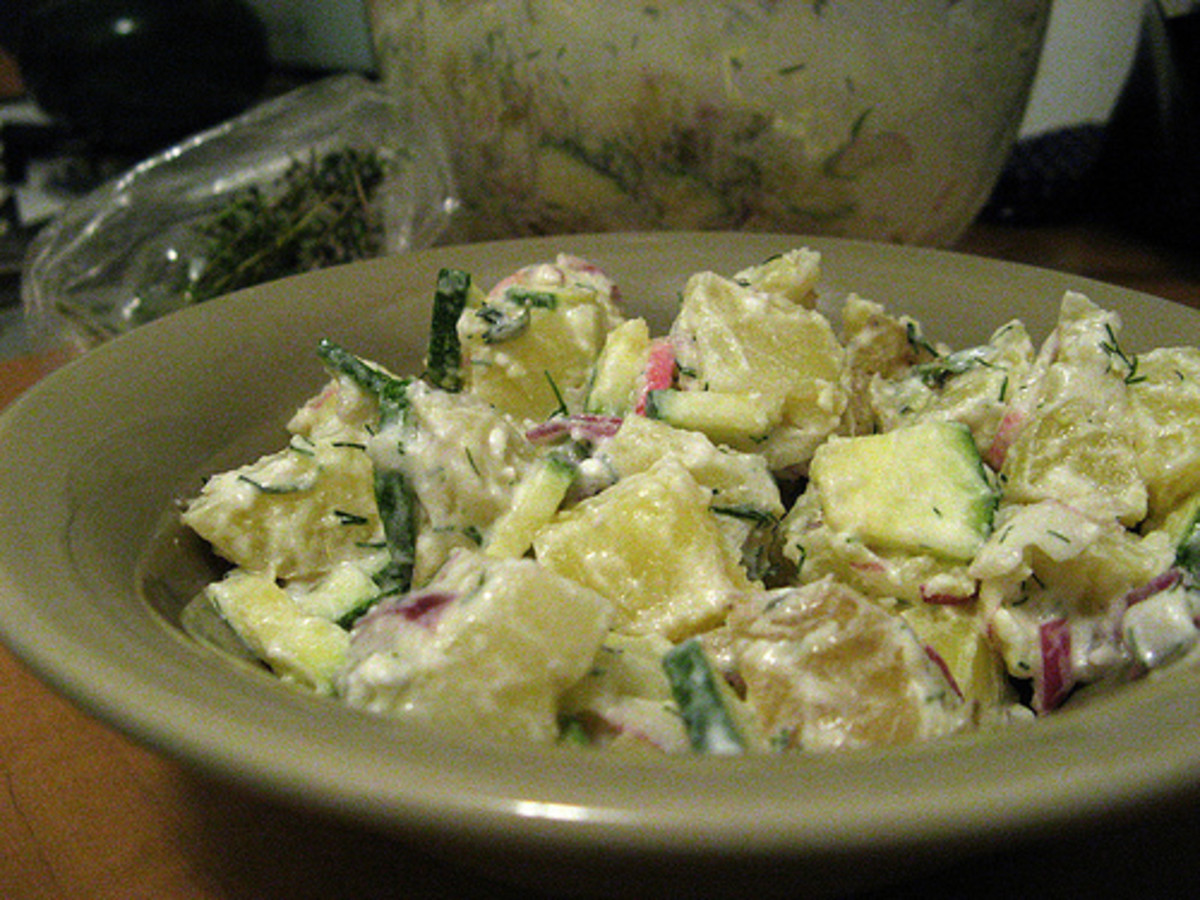 Best Pennsylvania Dutch Potato Salad Recipe